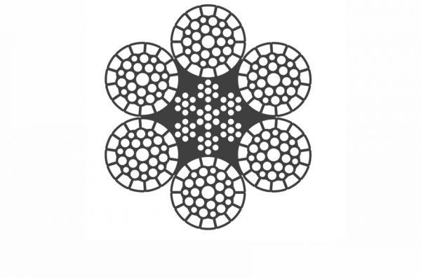 ساختار سیم بکسل پر شده با پلاستیک