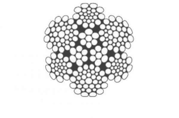 ساختار سیم بکسل فشرده/قالب ریزی شده