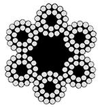 سیم بکسل هفت لا کنف ۲۴×۶